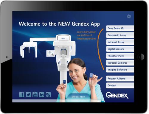 Gendex Sales Toolkit iPad App